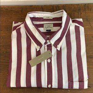 J. Crew Button Down Collar Shirt